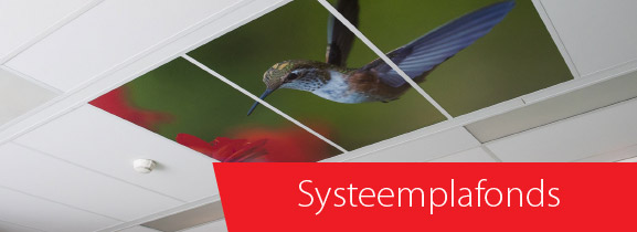 systeemplafonds MTM totaalafbouw